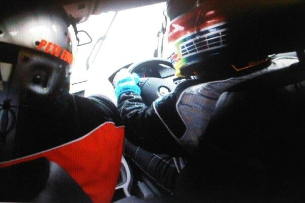 Advance Track Driving Course - Clio Driving Experience 2