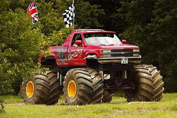 American Monster Truck Driving Experience Driving Experience 2