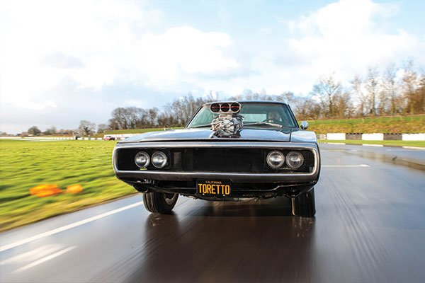 American Muscle Blast with High Speed Passenger Ride Driving Experience 3