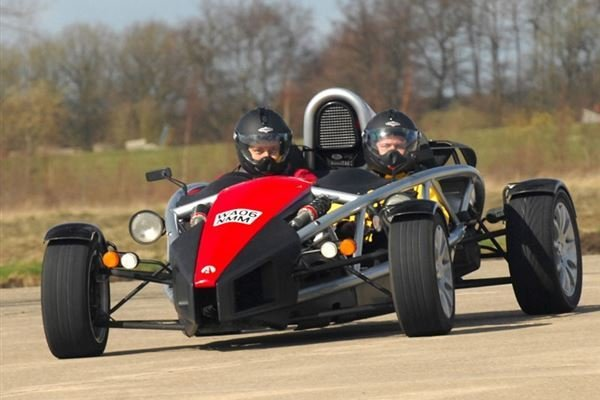 Ariel Atom Driving Experience 1