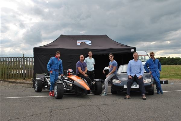 Ariel Atom Training Driving Experience 1