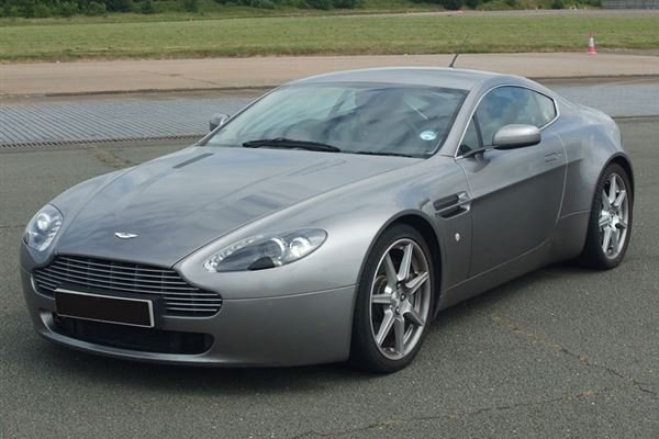 Aston Martin Thrill Driving Experience 4