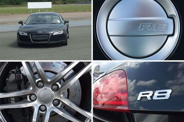 Audi R8 V10 Plus Thrill Driving Experience 1