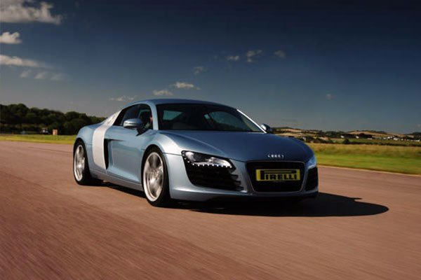 Audi R8 Thrill Driving Experience 1