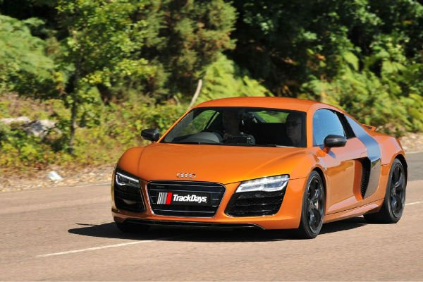 Audi R8 V10 Plus Driving Experience 1