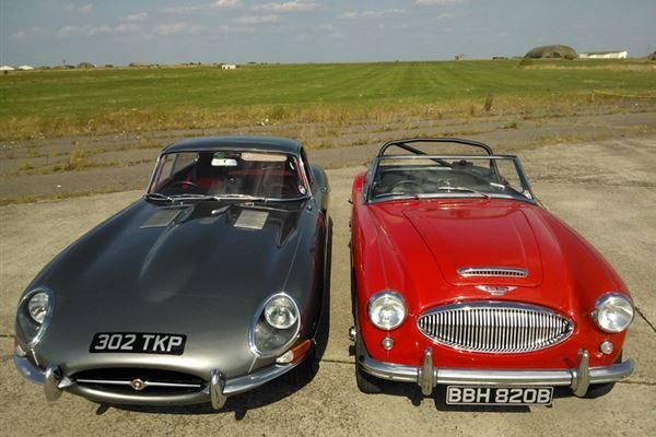 Classic Car Double Thrill Driving Experience 2