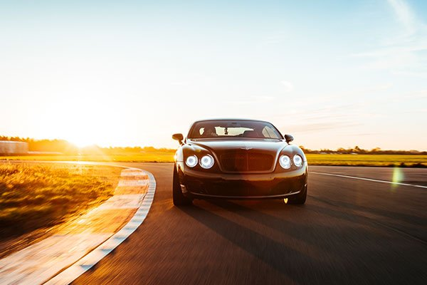 Bentley Continental GT Thrill Driving Experience 2
