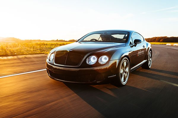 Bentley Continental GT Thrill Driving Experience 3