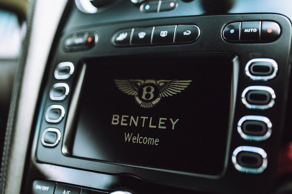 Bentley Continental GT Blast Driving Experience 2
