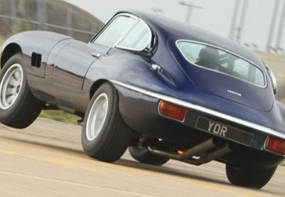 Best of British Classic Car Thrill Driving Experience 2
