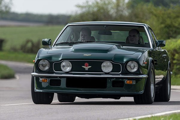 British Classic Blast with High Speed Passenger Ride Driving Experience 2