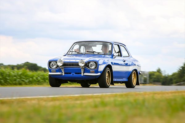 British Classic Blast with High Speed Passenger Ride Driving Experience 3