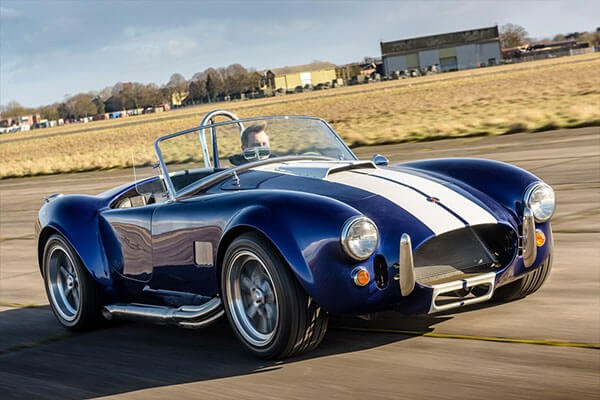 British Classic Blast with High Speed Passenger Ride Driving Experience 1