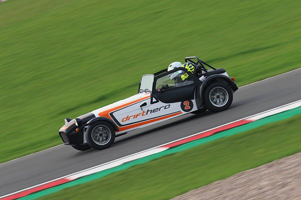 Caterham Roadsport SV Arrive and Drive Experience Driving Experience 2