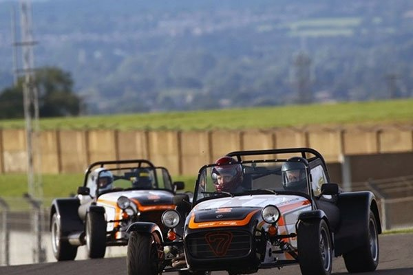 Caterham Roadsport SV Arrive and Drive Experience Driving Experience 3