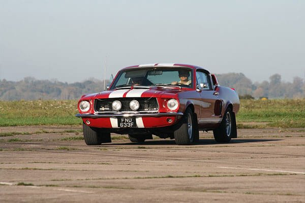 Triple Classic Car Thrill Driving Experience 2