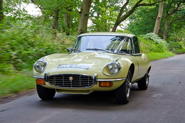 Classic Jaguar On Road Driving Experience Driving Experience 2