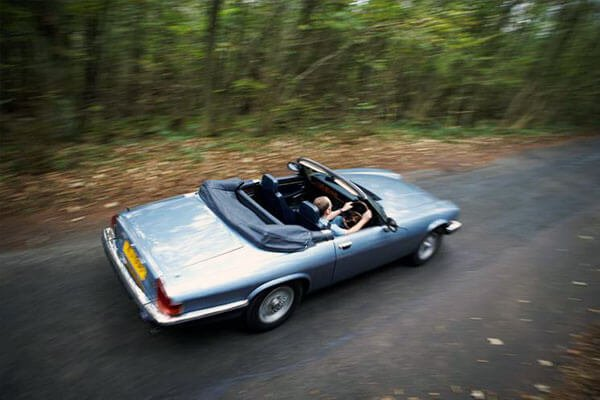 Classic Jaguar On Road Driving Experience Driving Experience 3