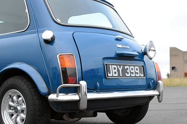Classic Mini Thrill - Special Offer Driving Experience 2