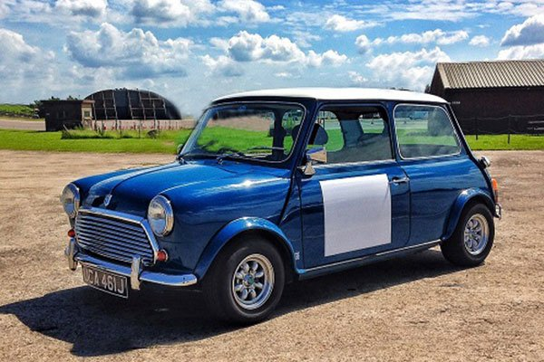 Classic Mini Thrill - Special Offer Driving Experience 3