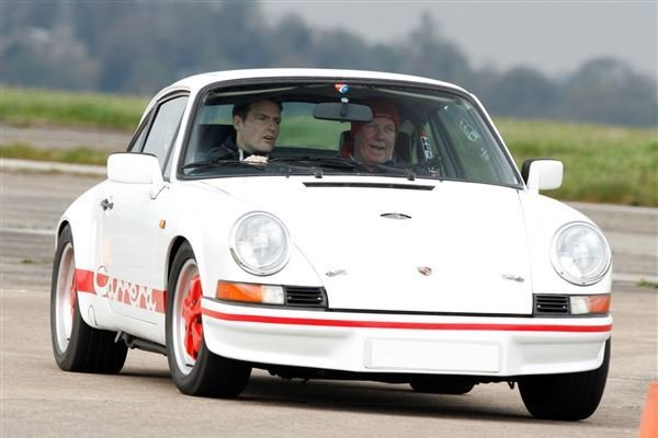 Classic Porsche 911 Thrill Driving Experience 1