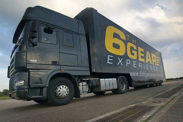 Truck Driving Experience - Leicester Driving Experience 2