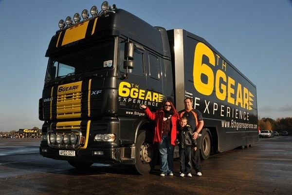 Truck Driving Experience - Leicester Driving Experience 3