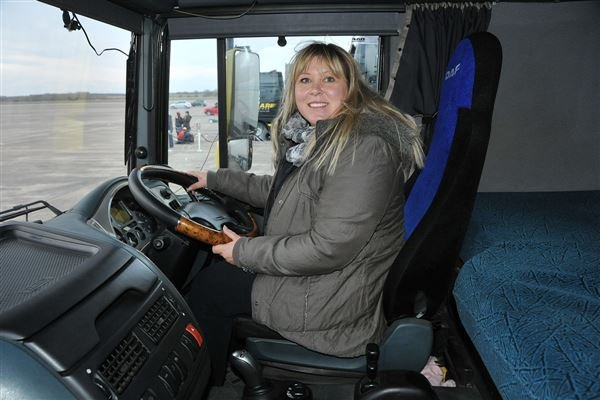 Truck Driving Experience - Leicester Driving Experience 1