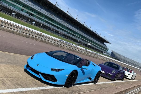 Diamond Supercar Blast Driving Experience 2