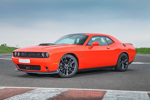 Dodge Challenger Blast Driving Experience 2