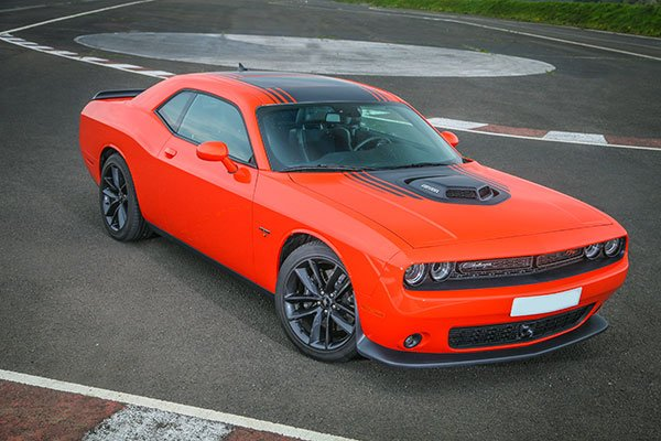 Dodge Challenger Blast Driving Experience 1