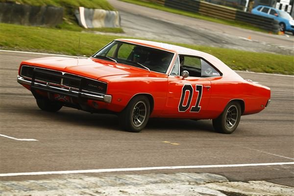 Dodge 'General Lee' Charger Blast Driving Experience 2
