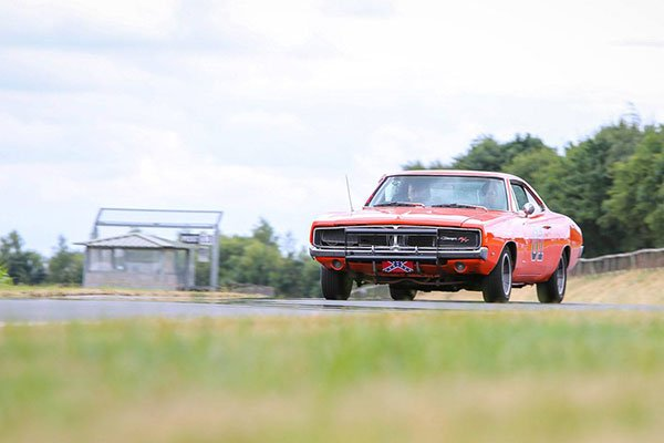 Dodge 'General Lee' Charger Blast Driving Experience 3