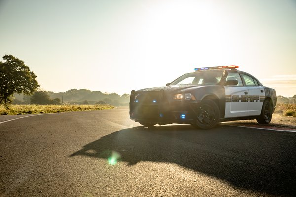 Dodge Charger Interceptor Blast Driving Experience 3