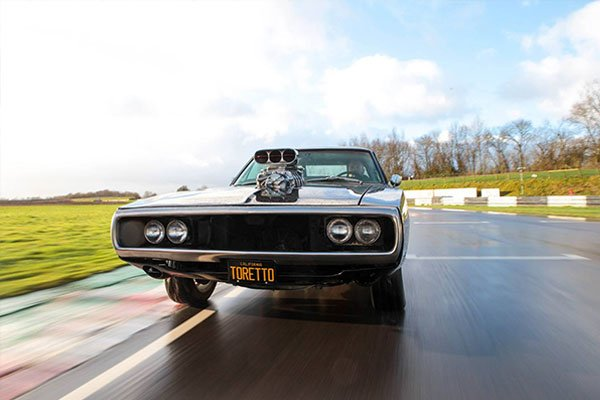 Dodge Charger R/T Blast Driving Experience 1