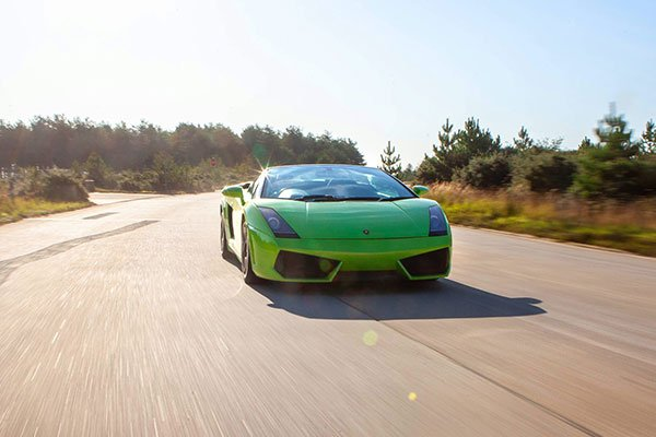 Double Supercar Blast for Two - Special Offer Driving Experience 3