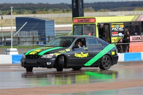 Learn to Drift Half Day Drifting Experience with 3 Passenger Laps Driving Experience 2