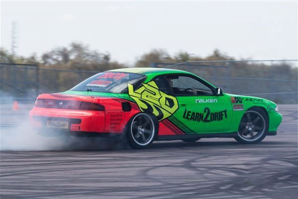Learn to Drift Half Day Drifting Experience with 3 Passenger Laps Driving Experience 3