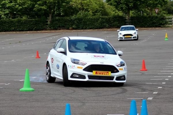 Ultimate Stunt Driving Experience Half Day for Two Driving Experience 4