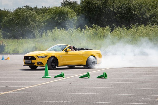 Ultimate Stunt Driving Experience Half Day Driving Experience 2
