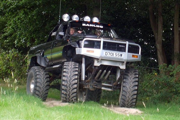 Euro-Monster Truck Driving Driving Experience 2