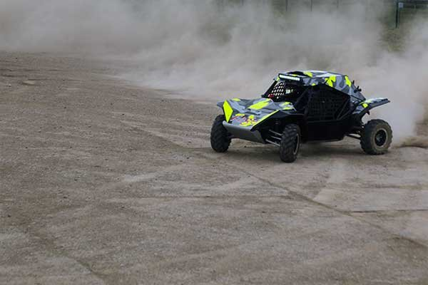Extreme Rage Buggy Hot Lap Experience with Photo Driving Experience 3