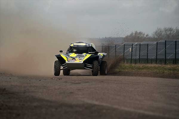 Extreme Rage Buggy Hot Lap Experience with Photo Driving Experience 1