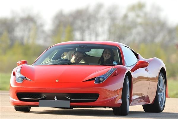 Extreme Supercar Driving Experience 4