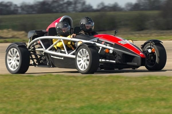 Extreme Supercar Driving Experience 2