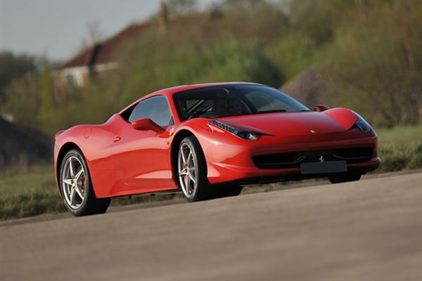 Extreme Supercar Driving Experience 3