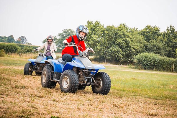 Family Quad Bike Off Road Experience Driving Experience 3