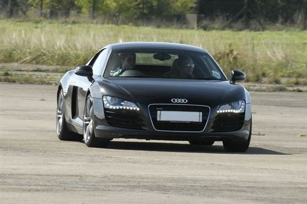 Fantastic Four Thrill Driving Experience 4