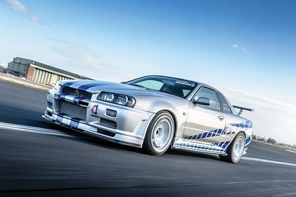 Fast and Furious Blast with High Speed Passenger Ride Driving Experience 2