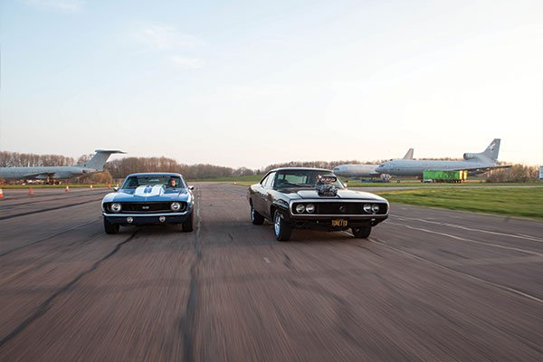 Fast and Furious Thrill with High Speed Passenger Ride Driving Experience 2